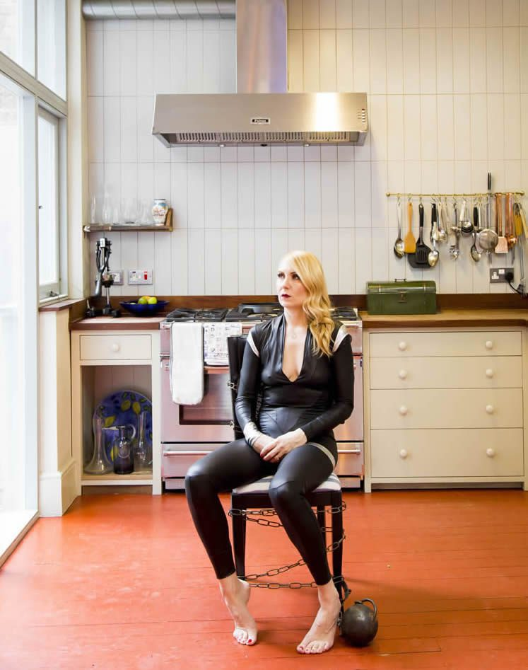 SHYGUY, Bad Asses: Naomi Chainey Opens Home for Clerkenwell Design Week Event with Beautiful Crime