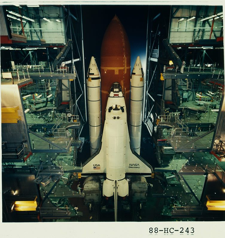 KENNEDY SPACE CENTER, Fla