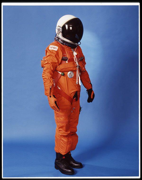 Space Suit Markings