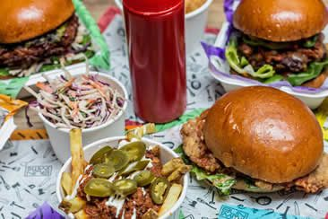 National Burger Day, London's Best Burgers