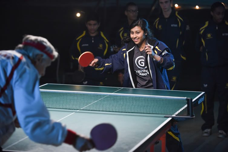 The National Lottery Ping Pong Projects