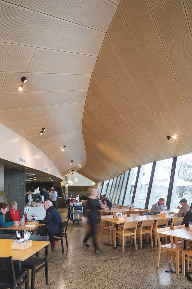 National Museum of Australia Café – Canberra