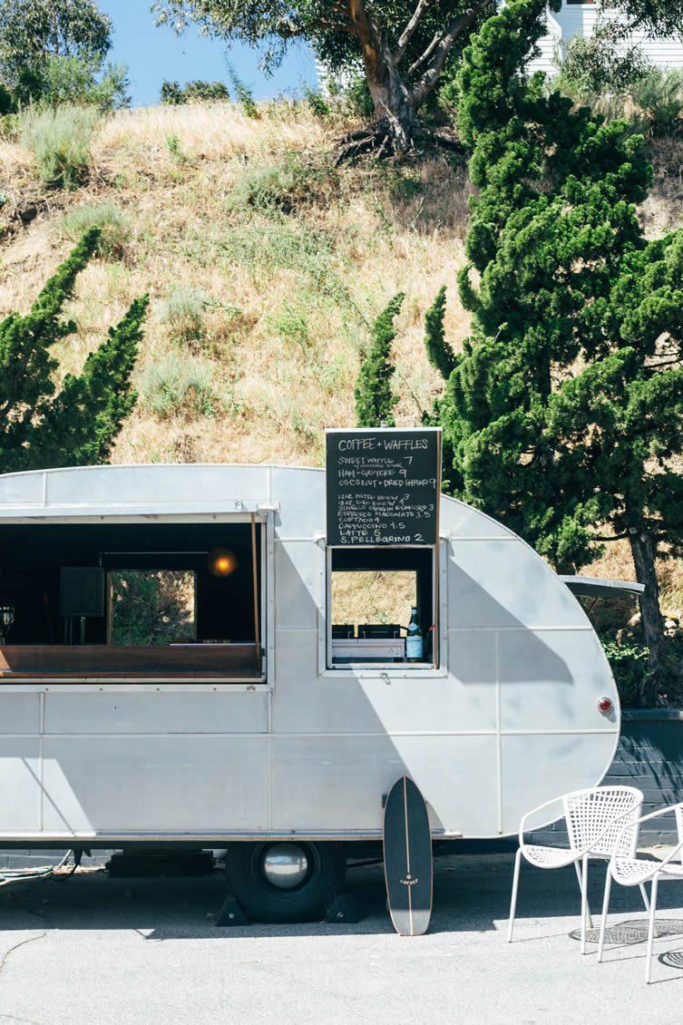 Native Malibu Design Motel