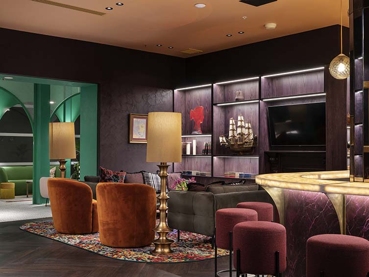 Naumi Studio Hotel Wellington