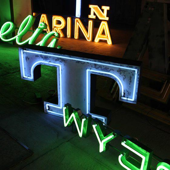 Neon Muzeum, Warsaw