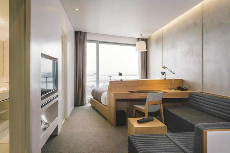 Nest Hotel —Yeongjongdo, Incheon, South Korea