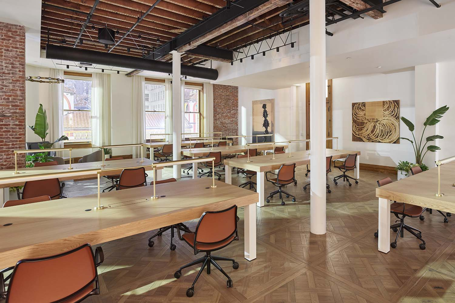 NeueHouse Bradbury, Downtown Los Angeles Coworking Cultural Space