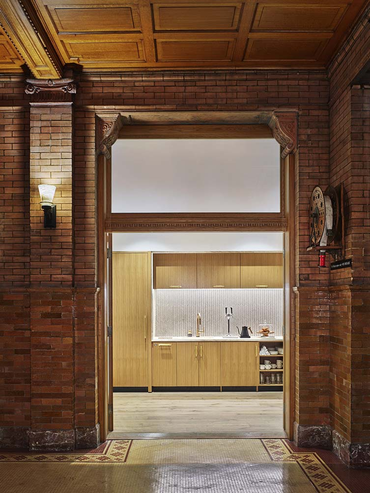 NeueHouse Bradbury Building