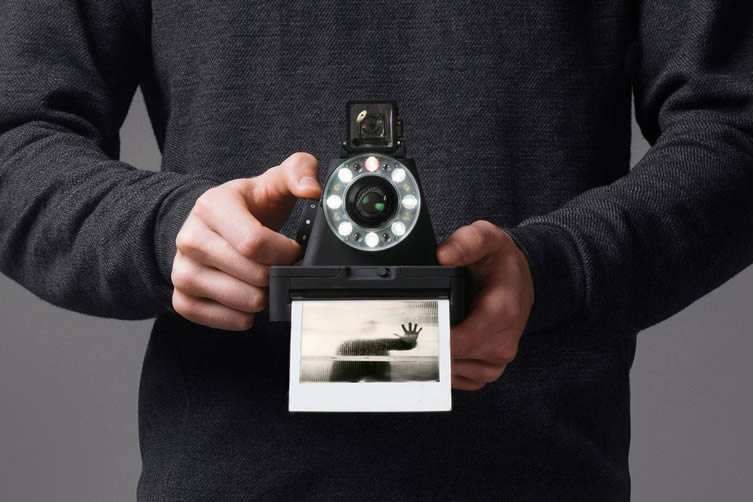 The Impossible I-1 Instant Camera