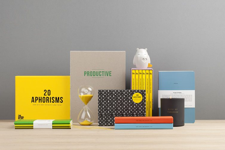 New School of Life Products