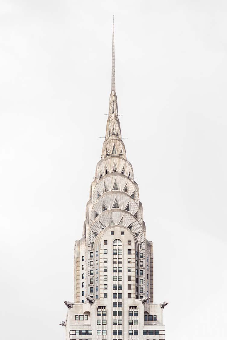 Chrysler Building by William Van Alen