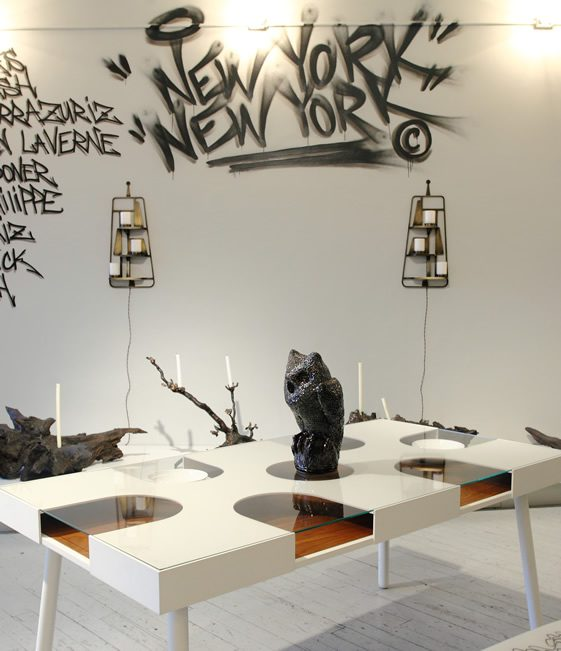 New York, New York at Cristina Grajales Gallery
