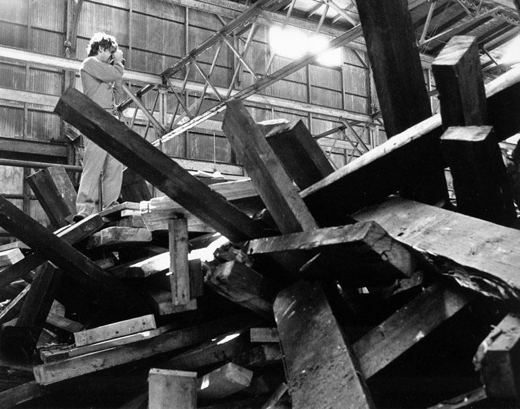 Alvin Baltrop And Gordon Matta-Clark — The Piers From Here