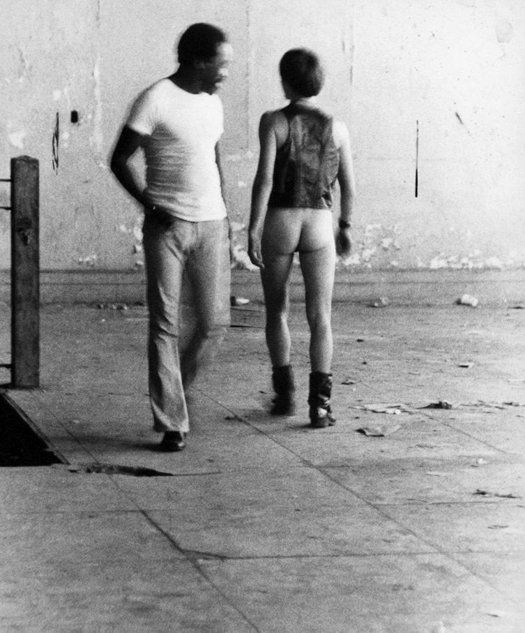 Alvin Baltrop And Gordon Matta-Clark — The Piers From Here