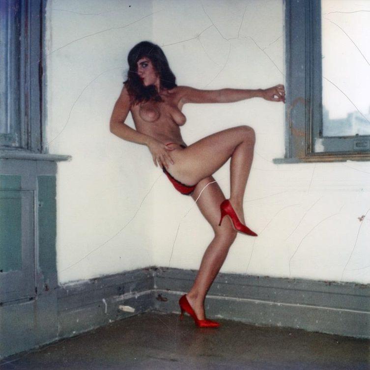 Edo Bertoglio, New York Polaroids 1976-1989