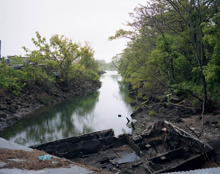 Barbadoes Basin in Spring, Queens