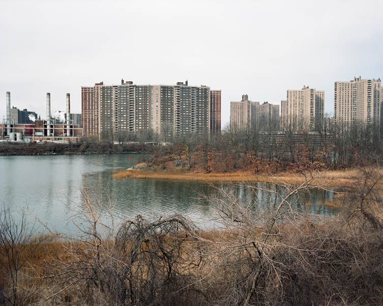 The Hutchinson River and Co-op City, The Bronx