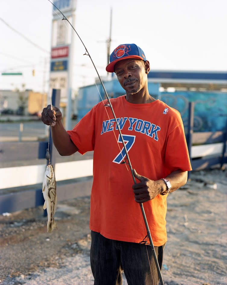 Kenny and His Catch, Jamaica Bay, Queens