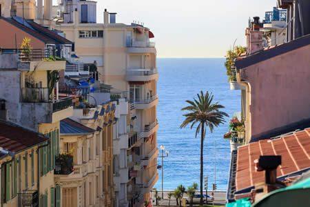 Côte d'Azur: Nice