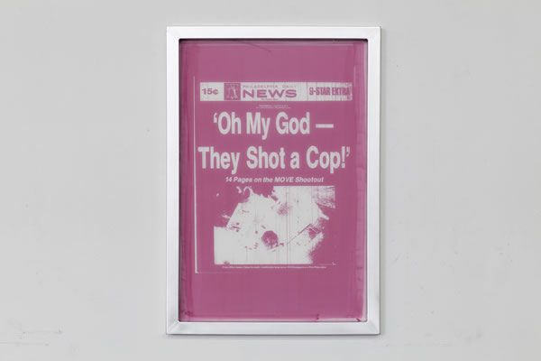 Oh My God - They Shot a Cop
