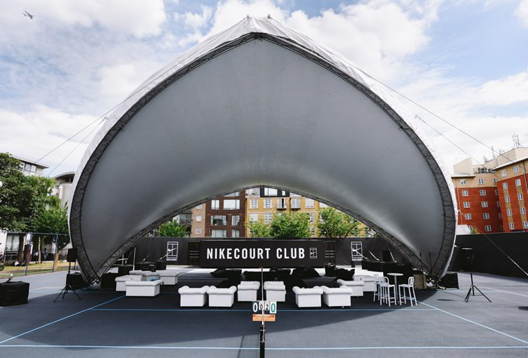 NikeCourt Club Bermondsey, London