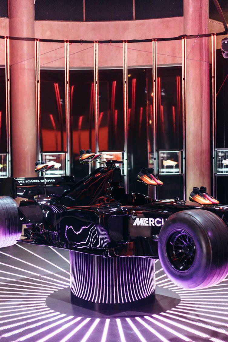 Palais de Tokyo, Palais of Speed