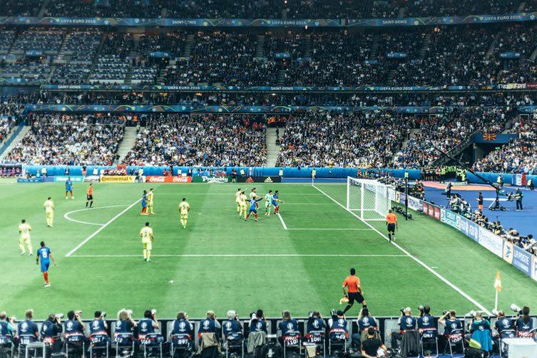 Stade de France vs Romania