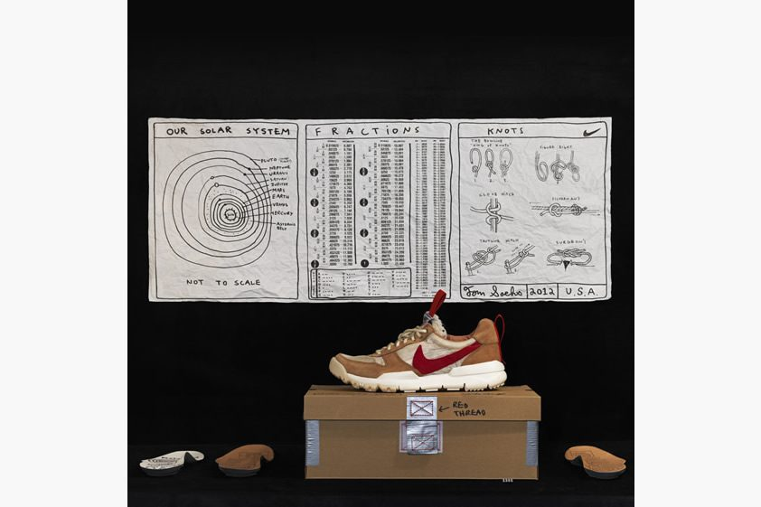 Tom Sachs x Nike, NIKECraft