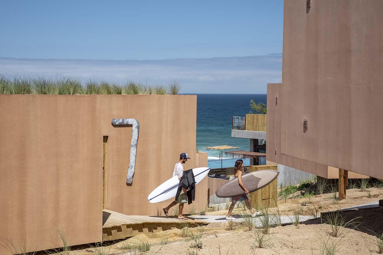 Noah Surf House Portugal Offers Design Led Disconnection