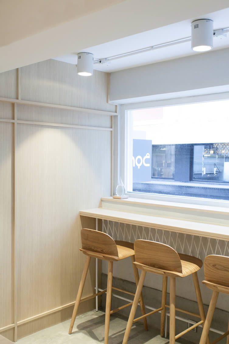 NOC Coffee Co Hong Kong by Studio Adjective, Gough Street Café