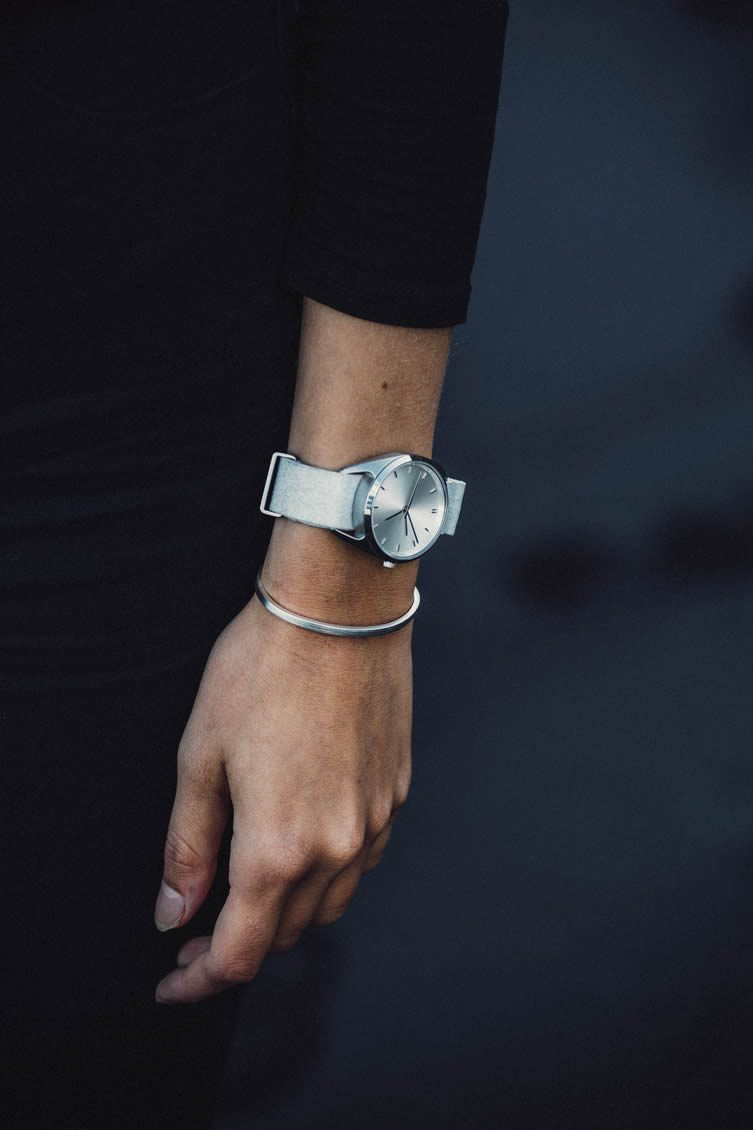 Seconds GMT Watch
