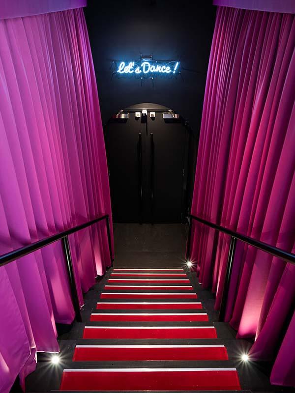 Nocturnal Animals Birmingham Restaurant by Alex Claridge, Designed by Faber Design & Architecture
