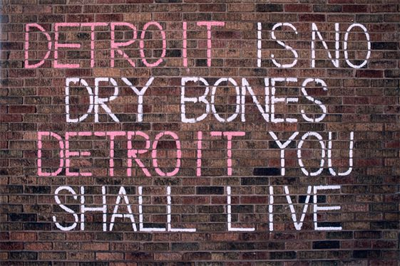 Detroit Is No Dry Bones