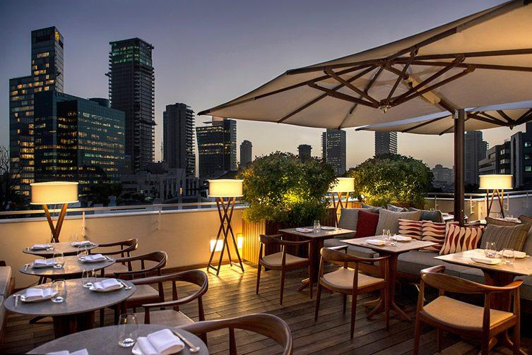 The norman tel aviv for Design hotel tel aviv