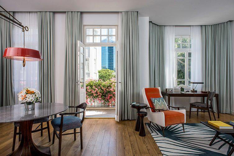 The norman tel aviv for Hotel design jerusalem