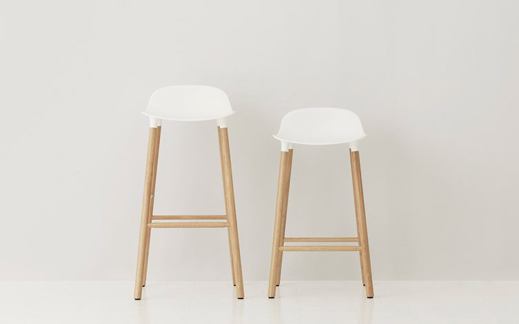 Simon Legald, Form for Normann Copenhagen