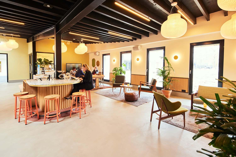 Notiz Hotel Leeuwarden Design Hotel by Studio Oak