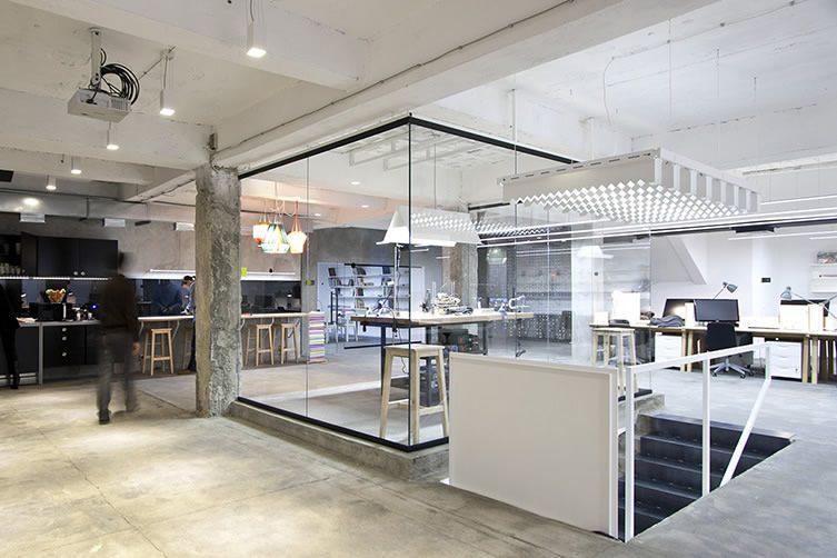 Nova iskra design incubator we heart for Office design journal