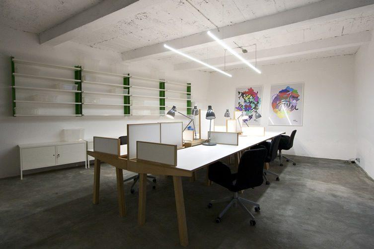 Nova Iskra, Design Incubator