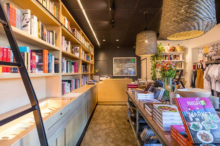 Now Serving Cookbook Shop Los Angeles