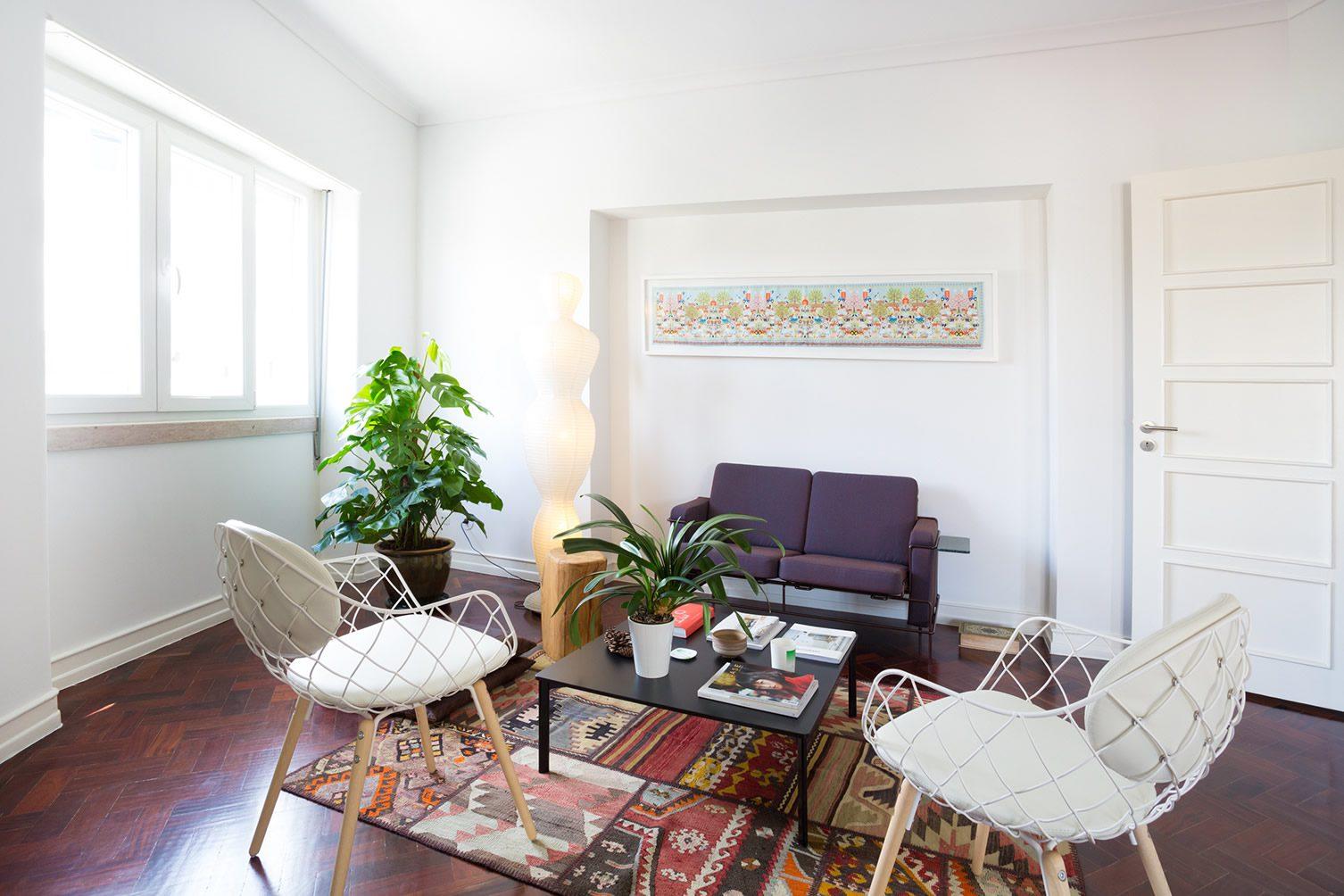 O Apartmento, Lisbon