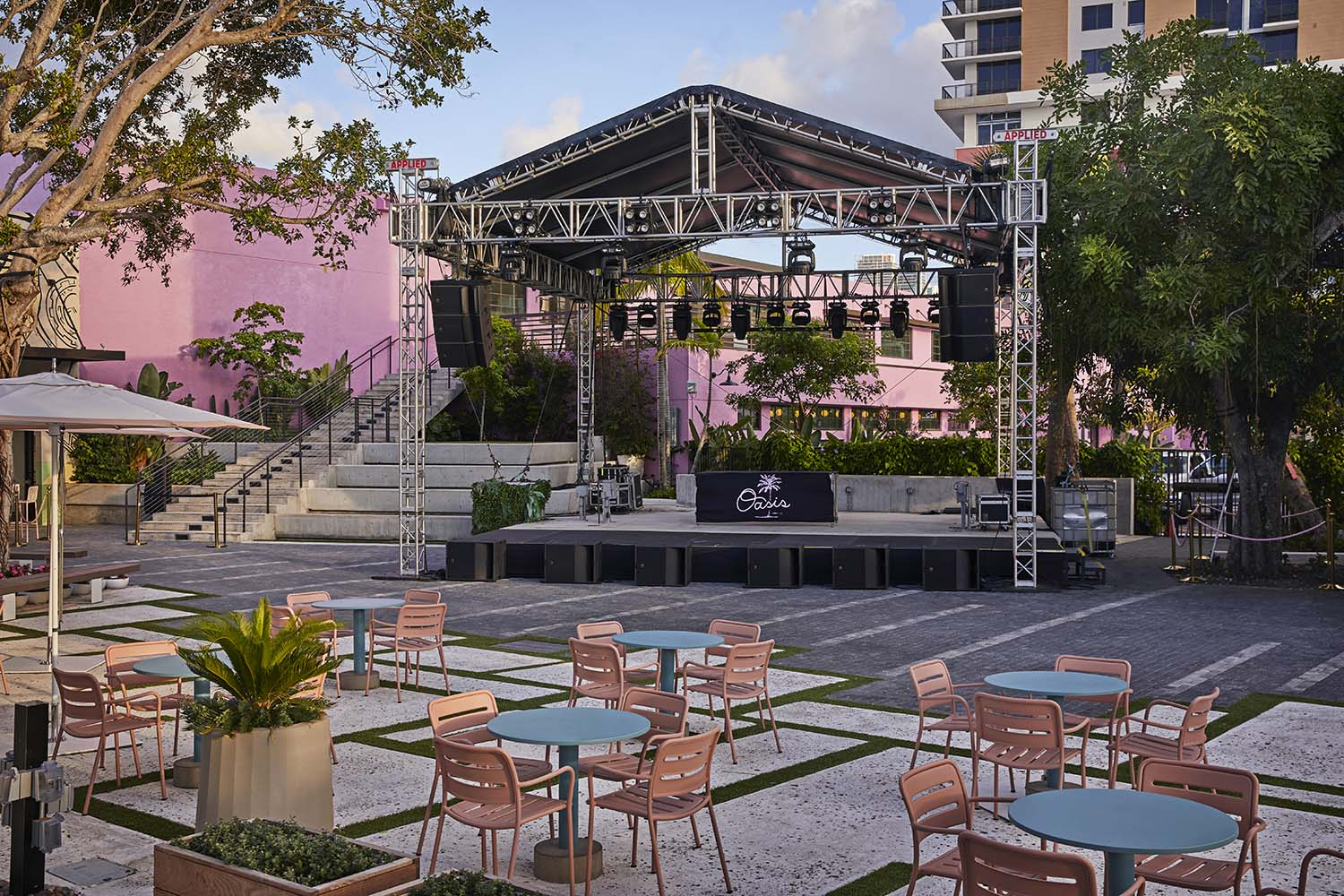 The Oasis Wynwood Miami Food, Drink and Culture Destination