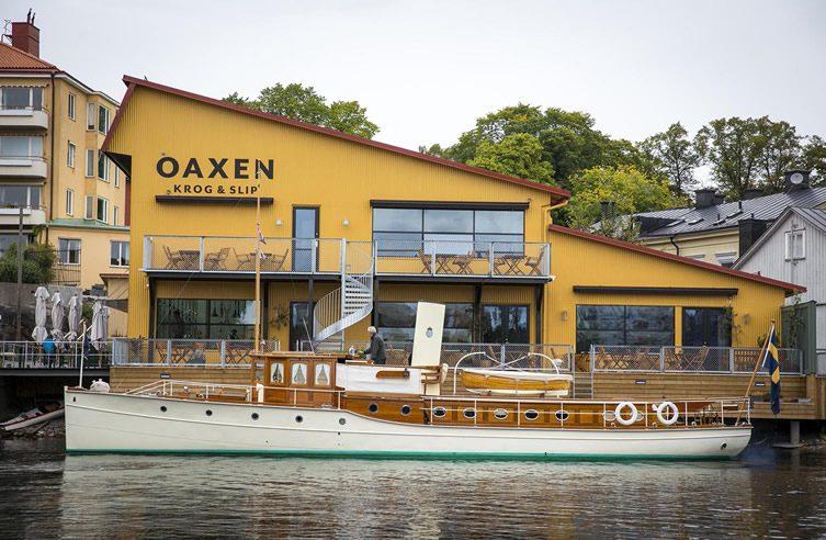 Oaxen Krog Slip Stockholm