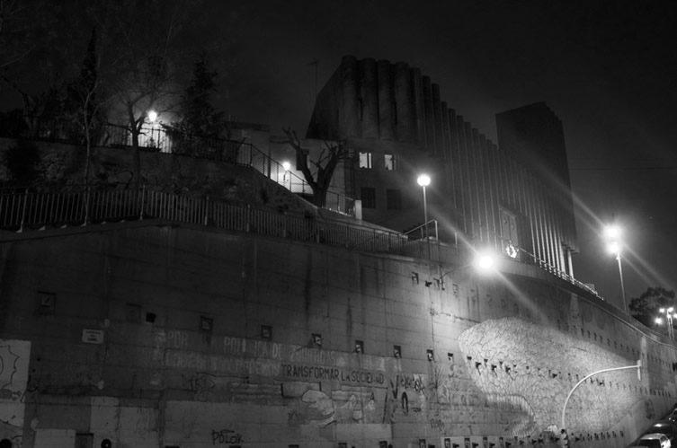 Objective BCN: We Portray the City at Centre de la Imatge, Barcelona