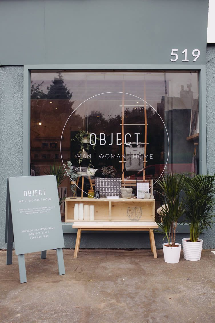 OBJECT Chorlton Design Store