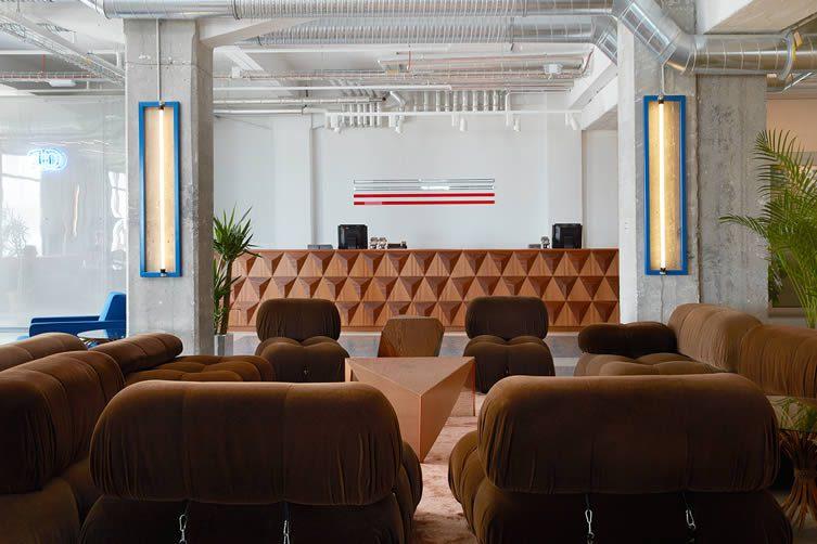 Oddsson reykjavik design hostel reykjav k iceland for Design hotel reykjavik