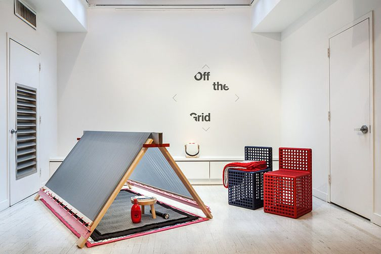 Off the Grid at Gallery R'Pure