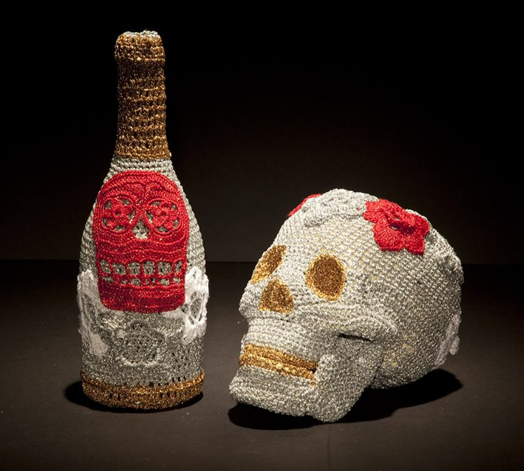 The end's not in sight for crochet-artist
