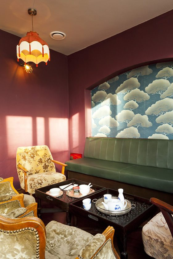 Opium Cocktail Lounge