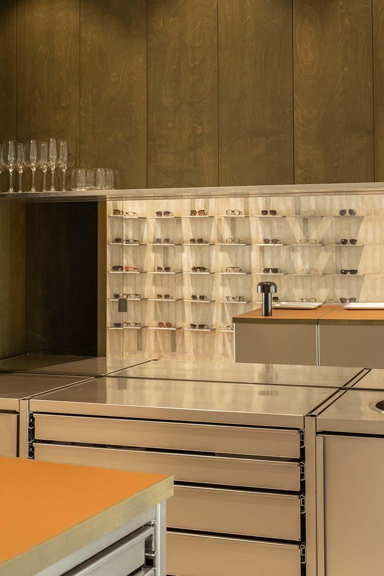 Belgium Optician Designed by Zware Jongens